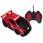 Veículo de Controle Remoto Hot Wheels Fire Blast - Candide