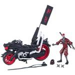 Veículo Deluxe Tartarugas Ninja Motocicleta Multikids