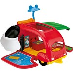 Veículo Mickey Mouse Novo Camping - Mattel