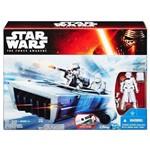 Veículo Star Wars Class II First Order Snowspeeder + First Order Snowtrooper - Hasbro B3673