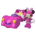 Veículo Transformável 2 em 1 - Disney - Pink Thunder Minnie