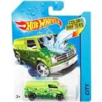 Veículos Hot Wheels Color Change Dodge Van - Mattel