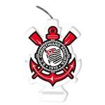 Vela Corinthians Emblema - Festcolor