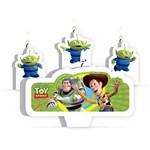 Vela de Aniversário Toy Story