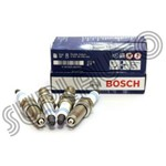 Vela Ignição Honda Civic Crv Hrv 2.0 16v Bosch 0242135559