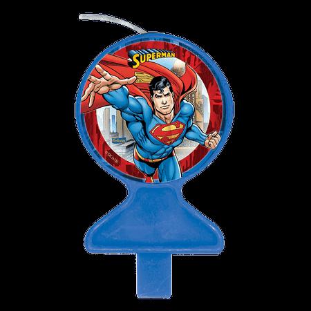 Vela Super Homem