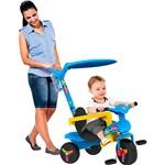 Veloban Passeio Premium Azul - Brinquedos Bandeirante