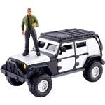 Velozes & Furiosos - Carro Personagem Stunt Stars Tej + Jeep® Wrangler Rubicon Fcg28/Fcg31 - Mattel