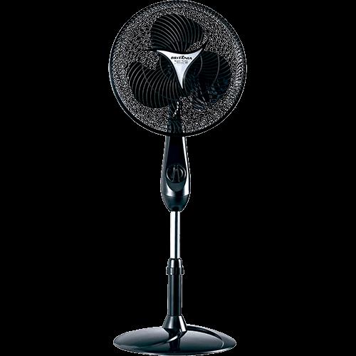 Ventilador de Coluna Britânia Super Turbo 30cm Preto 220V