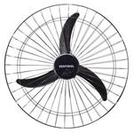 Ventilador Oscilante de Parede Ventisol Cromado New 60cm 127v Premium