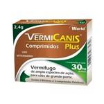 Vermicanis 2,4 Gr - Cartucho C/ 04 Comp