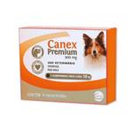 Vermífugo Ceva Canex Premium Composto 900 Mg para Cães com 10 Kg 4 Comprimidos