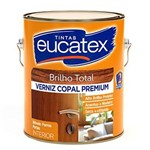 Verniz Copal Incolor Eucatex 900 Ml
