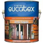 Verniz Tingidor Mogno Galão 3,6 Litros Eucatex