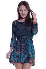 Vestido Amplo com Cinto VE1455 - P