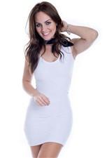 Vestido Básico de Bandagem 021601 - M