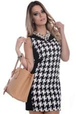 Vestido Black And White VE0756 - M
