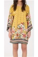 Vestido Canteiro Florido Farm - M