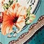 Vestido Cha de Hibisco S Est Cha de Hibisco_Azul M - P