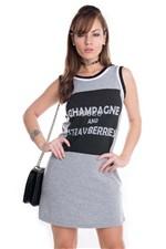 Vestido Champagne And Strawberries VE1238 - P