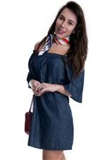 Vestido Ciganinha Amplo VE1554 - P