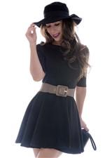 Vestido Ciganinha Montaria VE1042 - P