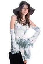 Vestido Ciganinha Tie Dye VE1100 - P