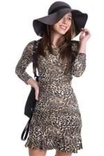 Vestido Costa Aberta VE0728 - P