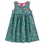 Vestido de Menina Princesas Fashion Verde - Kyly 1