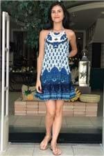 Vestido Delicadeza de Verão Farm - P