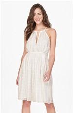Vestido em Renda Enfim Branco - M