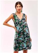 Vestido Estampa Tucano M