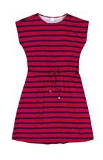 Vestido Estampado Malwee Vermelho - G