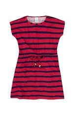 Vestido Estampado Menina Malwee Kids Vermelho - 3