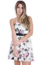 Vestido Feminino Godê Princess VE1672 - Kam Bess