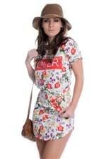 Vestido Floral Lover VE1237 - M