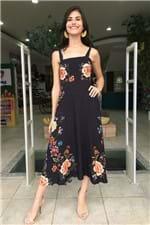 Vestido Floral Sarah Farm - P