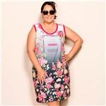 Vestido Floral Summer Plus Size P