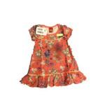 Vestido Infantil Floral KYLY