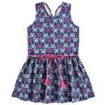 Vestido Infantil Kyly Meia Malha 109488.6766.4