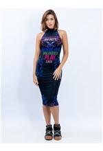 Vestido Midi de Tule Possibilities Infinity Vestido Curto de Tule com Silk Possibilities Infin 40