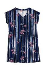 Vestido Recorte Vazado Wee! Azul Escuro - M
