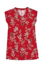 Vestido Recorte Vazado Wee! Vermelho - M