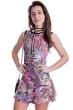 Vestido Regata com Babado VE0878 - Kam Bess