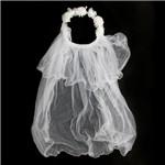 Véu Noiva Longo Luxo