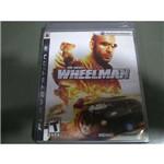 Vin Diesel Wheelman - Ps3