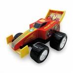 Vingadores Formula Monster Roda Livre 28 Cm Iron Man Toyng