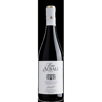Vinho Espanhol Casa Albali Tinto Joven Shiraz - Tempranillo 2017