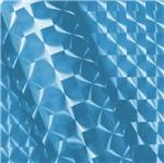 Vinil 3D Transparente Azul 145g 1,40mtx50mts