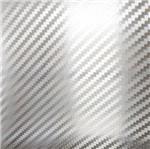 Vinil Decor Cristal Fibra de Carbono 0,10 130g 1,22mtx50mts